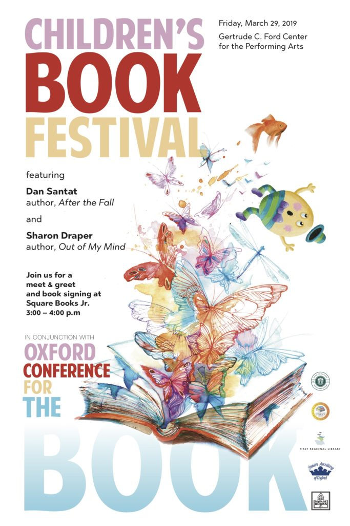 Children's Book Festival - Oxford Conference For The Book